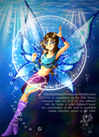 We Will Dream Under the Sea by Galistar07water