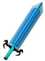 Cryo-Sword by Ifrit9