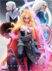 The Avengers : YouTube! by rossdraws