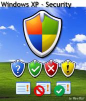 Windows XP - Security by werewolfdev