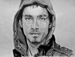 Robert Sheehan by ambreso