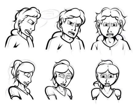 Face Practice by TGedNathan