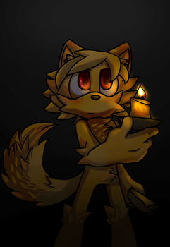 Candle-Light by Touken2