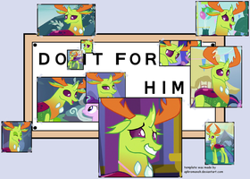 Do It For Him Template By Aphromanoh On Deviantart