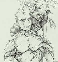 Ain't No One Like Us - Pencils by ghostfire
