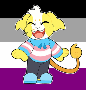 LGBT Pride Flop by Pupom