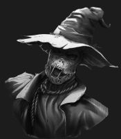 Scarecrow by elayne-neves