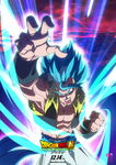 Gogeta Blue - Dragon Ball Super Broly