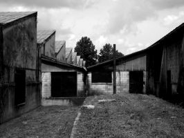 Abandoned Angles by ByrdsEyePhotography