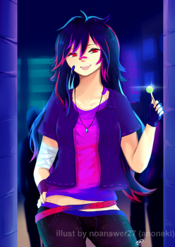 Neon Lifestyle by noanswer27