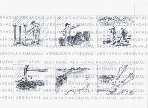 story boarding 5 by arshadali