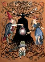 Over The Garden Wall by ChunqeeSoups