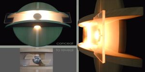 light sconce by whoyoucallinshort