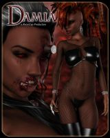 Damia for V4, by RenderCandy by FantasiesRealmMarket