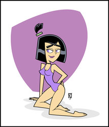 Swimsuit Sam by SFToon