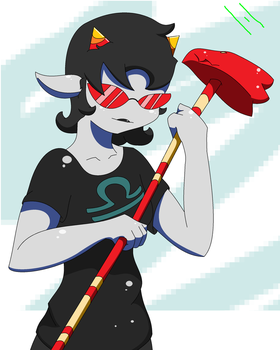 Terezi by Spooky-Fantasies