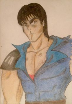 Kenshiro by russianspy86