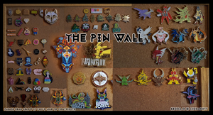 THE PIN WALL (read to contribute)