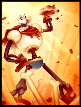 THE GREAT PAPYRUS!!! by WalkingMelonsAAA