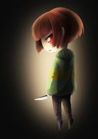 You are wracked with a perverted sentimentality. by SpoopyKoro