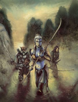 Everquest favourites by Mikesw1234 on DeviantArt