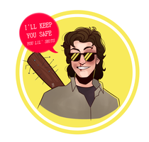 Steve Harrington, Mother of 4 by Seehara