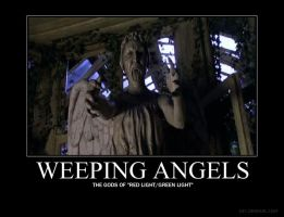 Weeping Angels by Hydra-Lantern