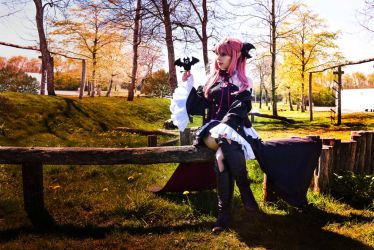 Krul Tepes cosplay by AsyllaCosplay