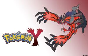 Pokemon Y Wallpaper - Yveltal by UxianXIII