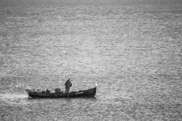 Fisherman by TinkerSally