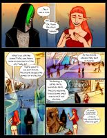 A Woman of Dust - PG34 by DrMistyTang