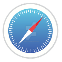 Safari Icon Update by hamzasaleem