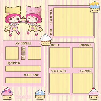Gaia Layout by LeTombeCelui