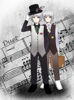 APH - Duet by DinoTurtle