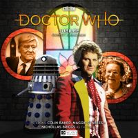 Doctor Who - Jubilee Big Finish by GrantBattersby