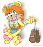 COMMISSION: Off with the Sandals by Trowelhands