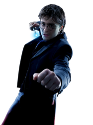 Harry Png by HarryPotter645