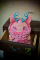 Casket spirit art doll by furrykami by Furrykami-creatures