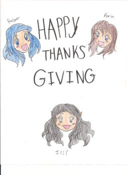 Happy Thanks Giving by Bella-Who-1