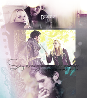 Captain Swan - She's Going to go away by victoricaDES