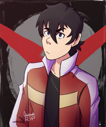 Redraw Keith ! by aileenarip