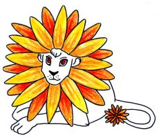 Sunlion by Squashbee