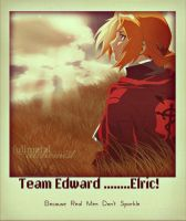 Team Edward.....Elric! by KrazyKat22