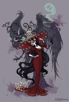 The Book of Life by IrenHorrors