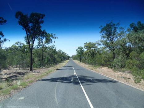 Auzzie hwy by Davoerlo