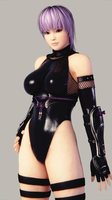 Ayane Material Test by Chrissy-Tee