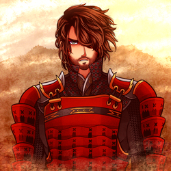 The Last Samurai by FlyingPings