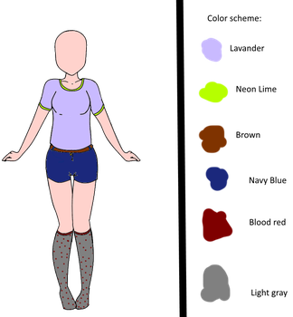 Clothes adoption 10 points (open) by Amethyst-Wyrm