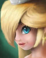 SSB Rosalina by Reillyington86
