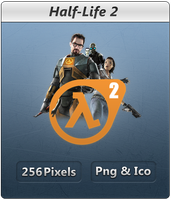 Half-Life 2 - Icon by Crussong